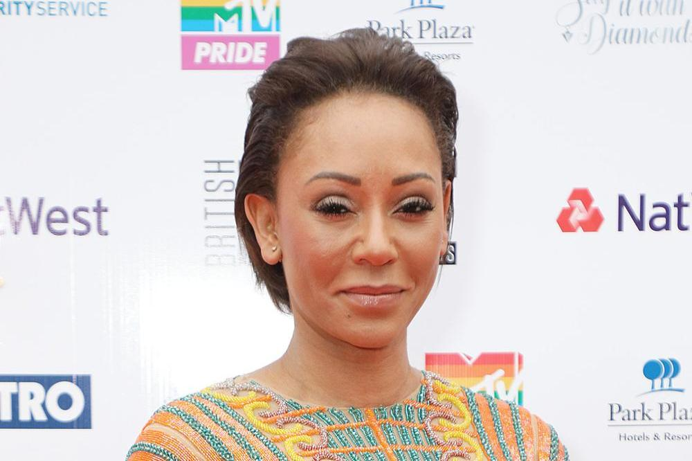 Mel B hints that Geri Horner is lying about her age