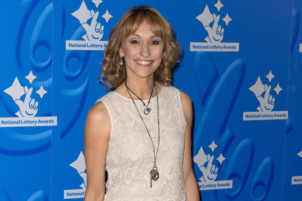 84d91ff217964 Michaela Strachan named her fake boobs Pina and Colada