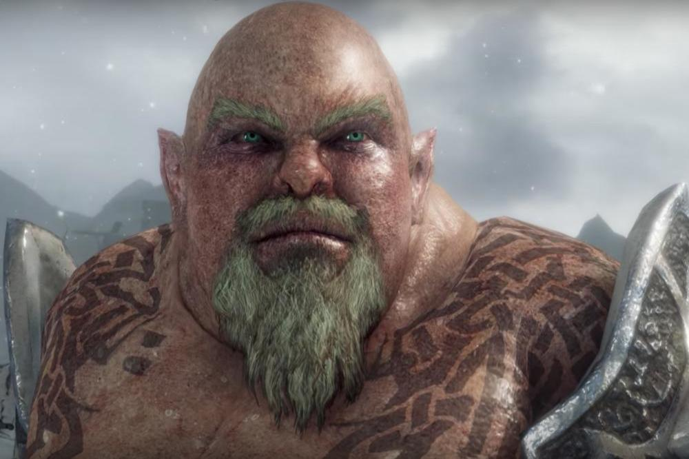 Middle-earth: Shadow of War's new character Forthog Orc-Slayer