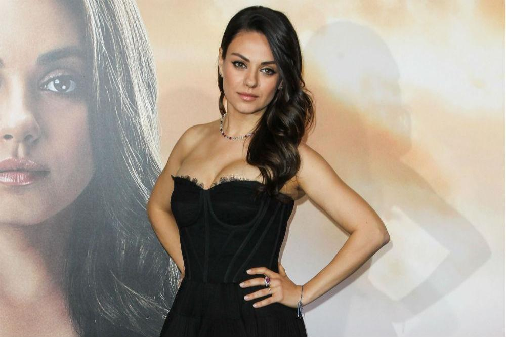 Mila Kunis once greeted UPS dr...