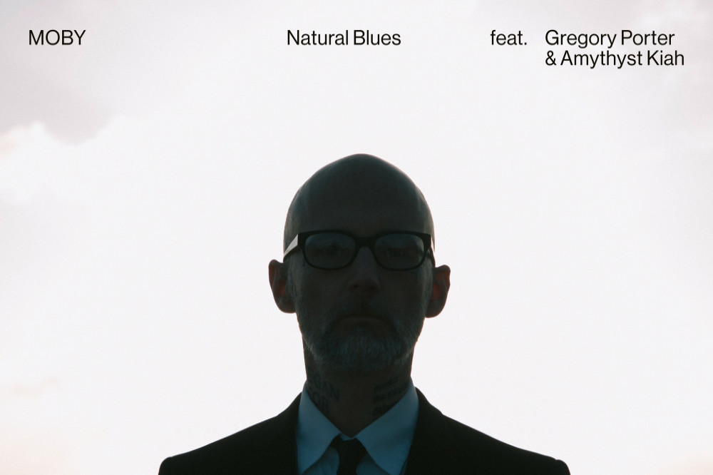 Moby Natural Blues cover