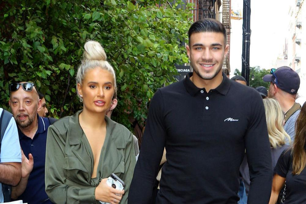 Tommy Fury 'is set to propose to Molly-Mae Hague'