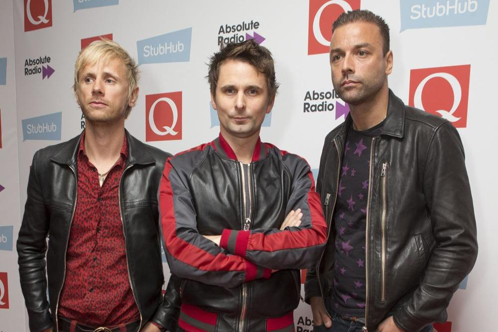 Dominic Howard, Matt Bellamy, Chris Wolstenholme