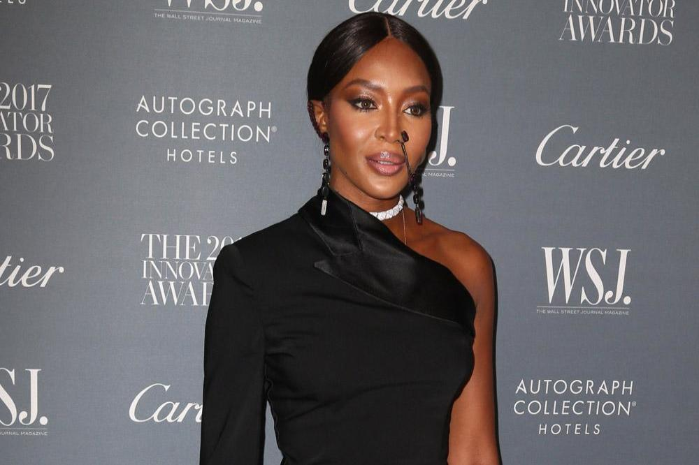 Naomi Campbell says Skepta cover 'sent a powerful message'