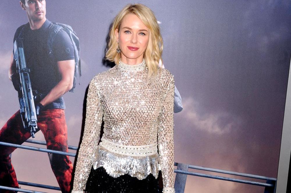Naomi Watts in talks to join Boss Level