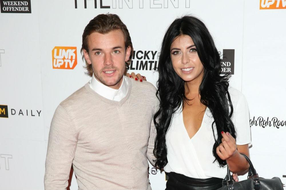 Nathan Massey and Cara Del La Hoyde