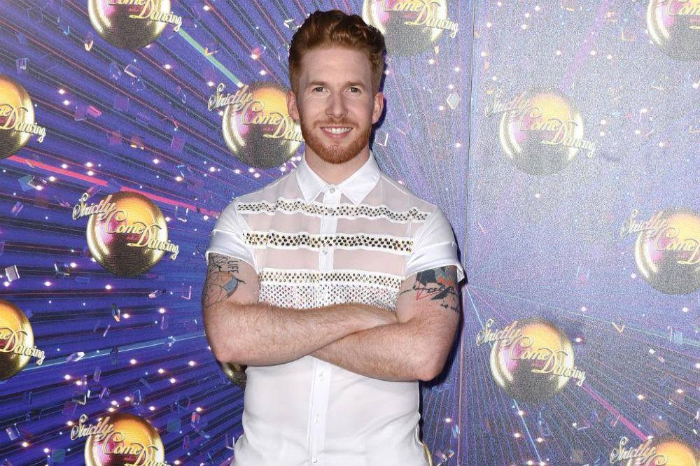 Neil Jones to be a 'back-up dancer' on Strictly Come Dancing