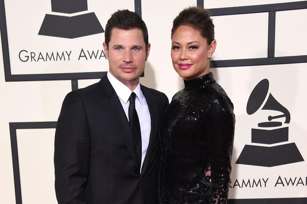 Shower sex helps keep Nick & Vanessa Lachey's romance alive