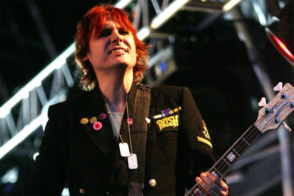 Nicky Wire Has Cut His Own Hair For 30 Years