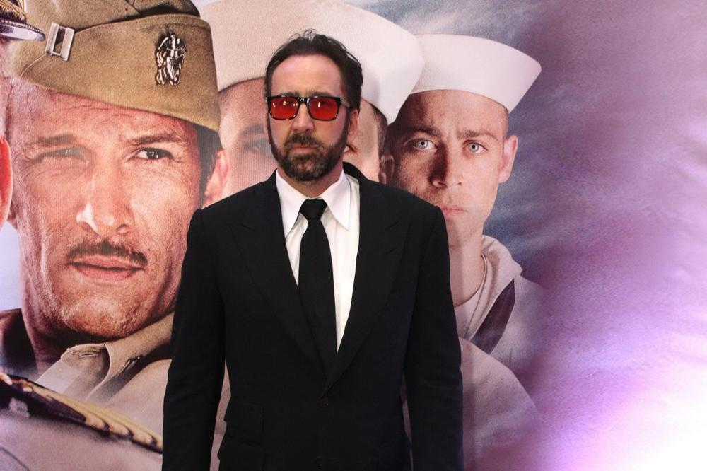 Nicolas Cage gears up for his fourth marriage