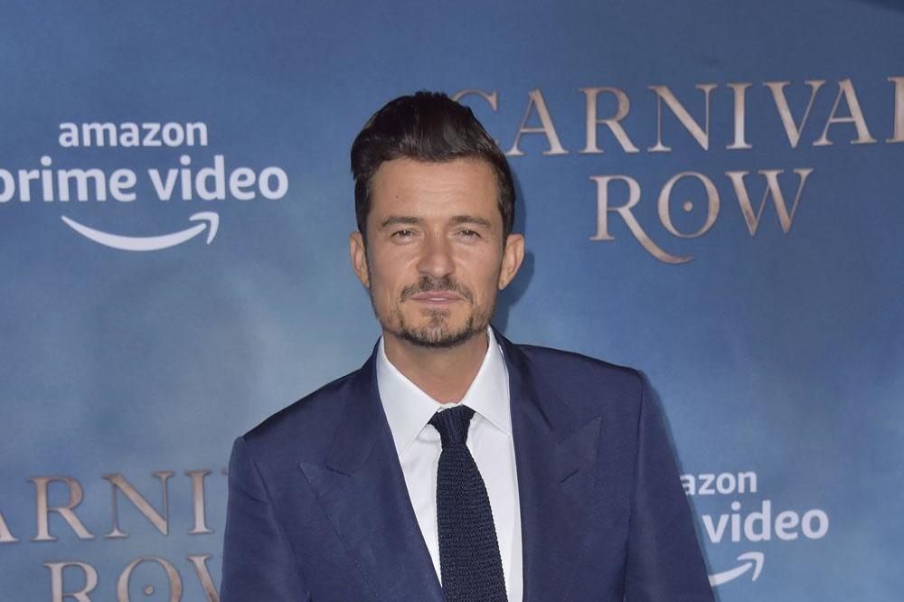 Orlando Bloom was celibate for six months before dating Katy Perry