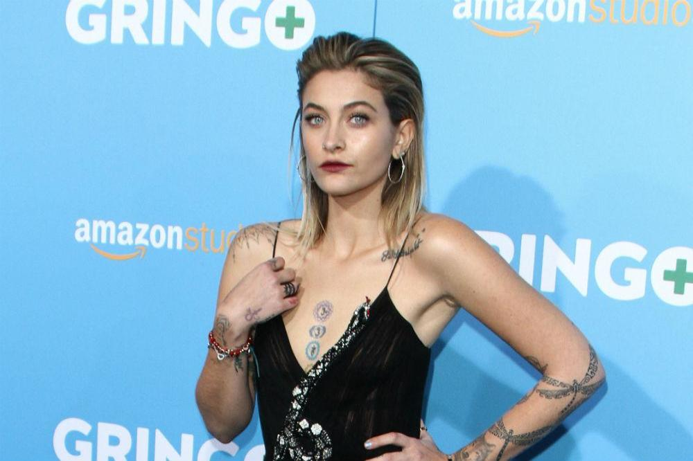 Paris Jackson performed a day after her surgery