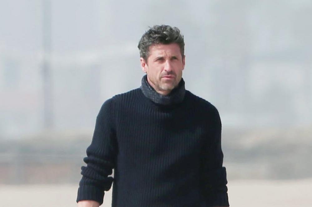Patrick Dempsey Launches Clothing Collection