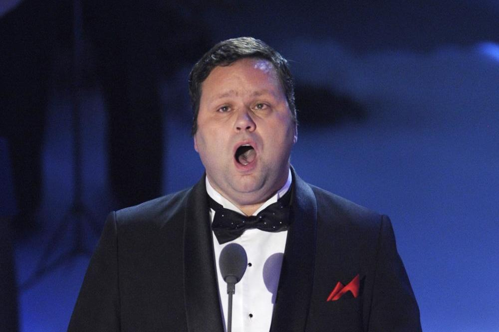 Paul Potts wouldnt rule out future talent shows