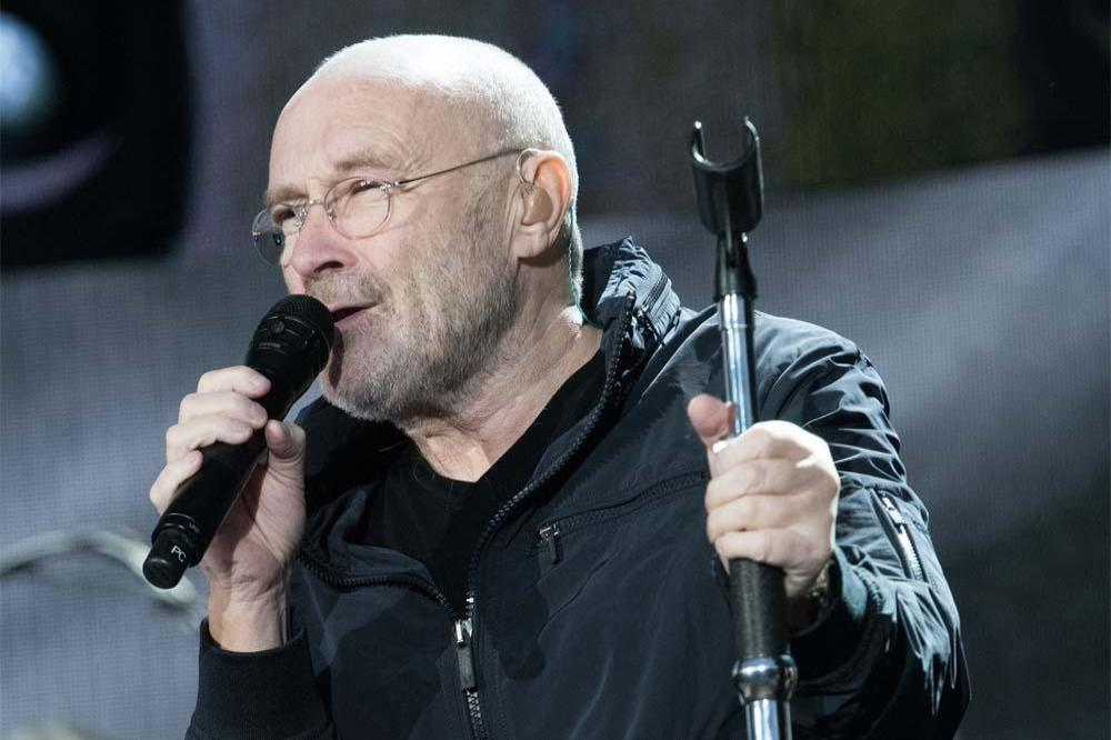 Phil Collins at BST