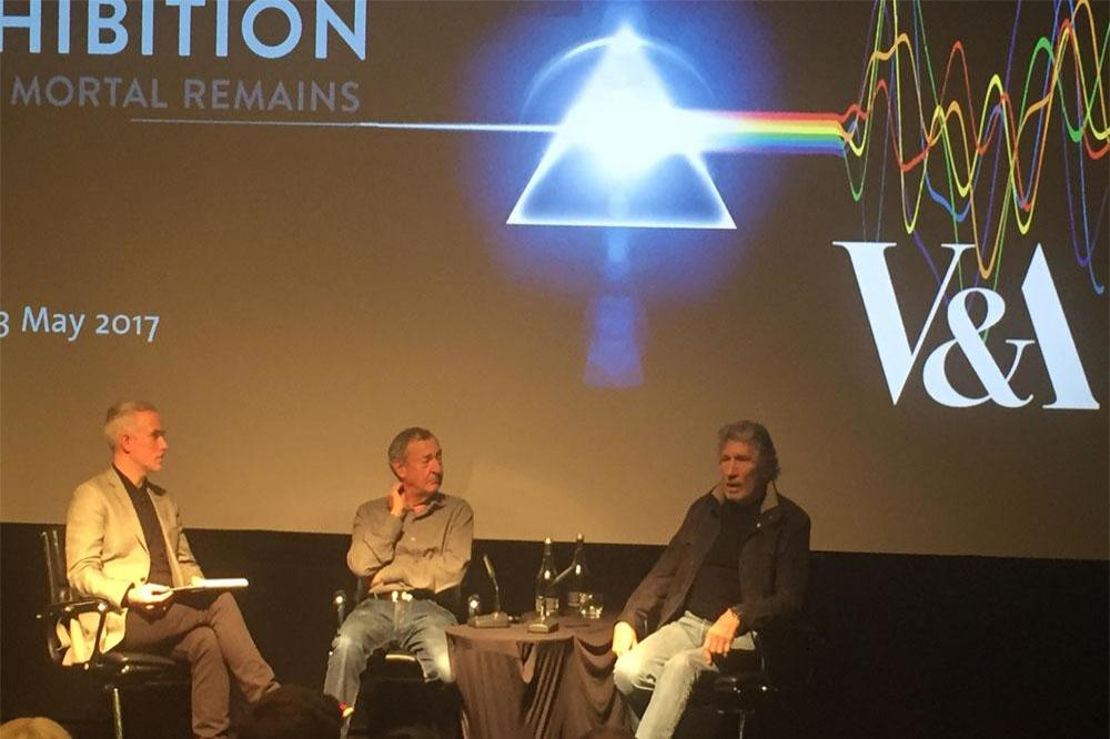 Pink floyd exhibition moving to rome for Pink floyd exhibition