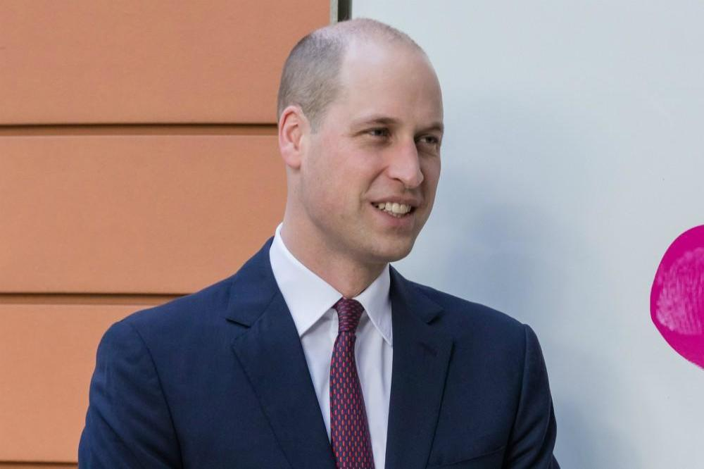 Prince William surprises shielding family with video call