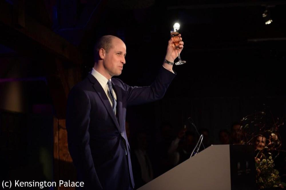 Prince William To Make Brood Play Outdoors