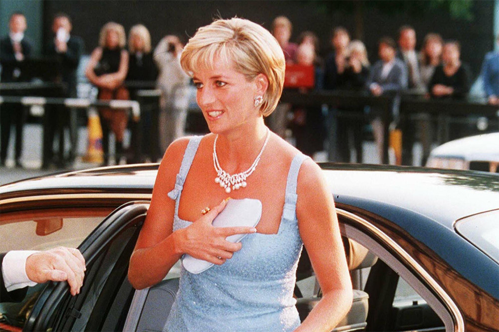 Princess Diana shielded her nieces during a terrifying encounter with a reporter