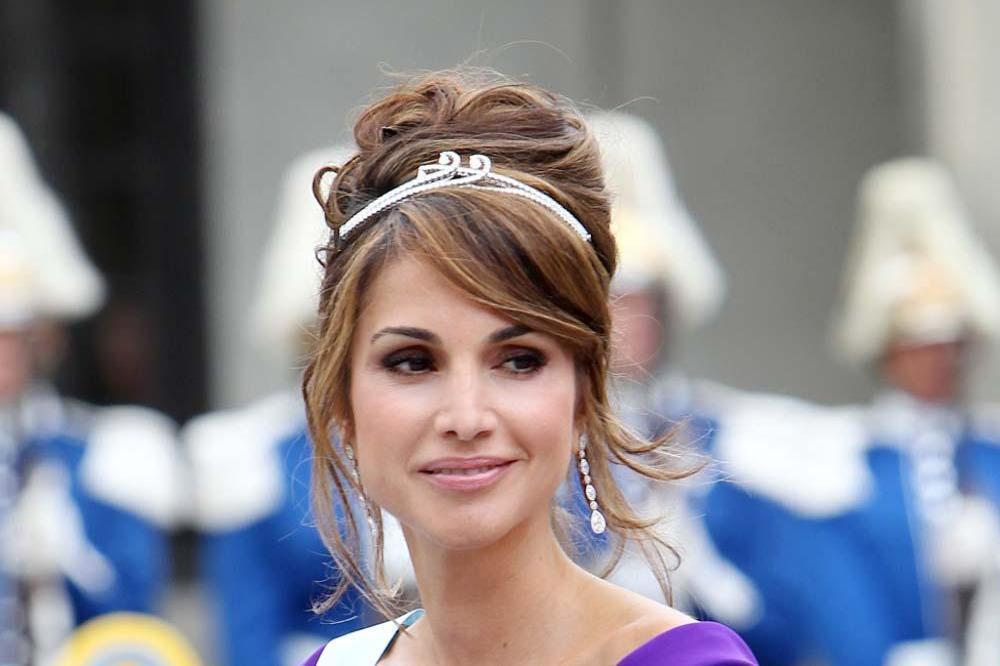 Queen Rania Meets Ahmed Mohamed | 1000 x 666 jpeg 57kB