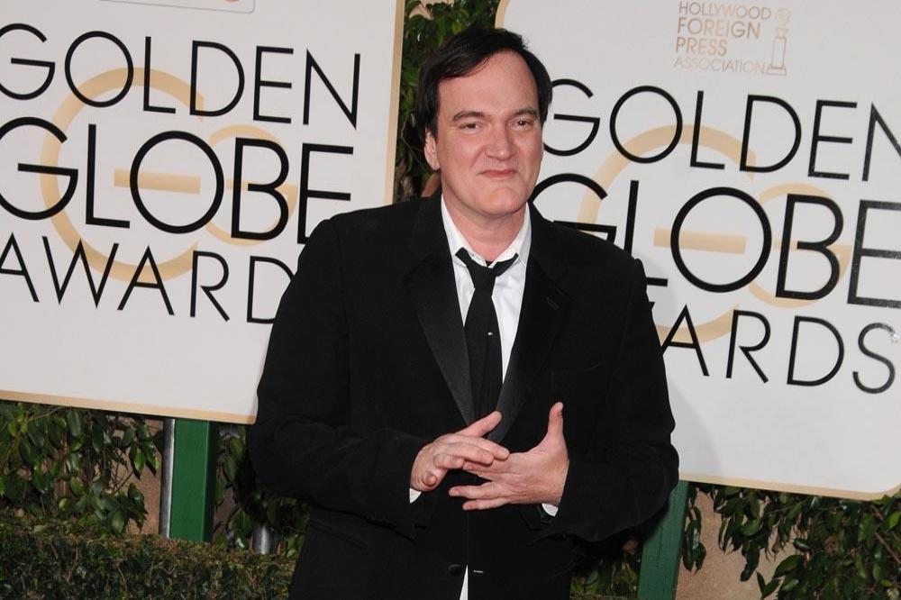 Quentin Tarantino's Star Trek Film Nabs The Revenant's Mark L. Smith