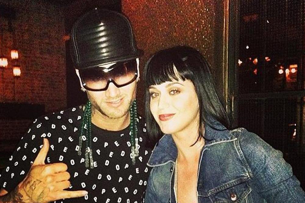 Riff Raff dating Katy Perry