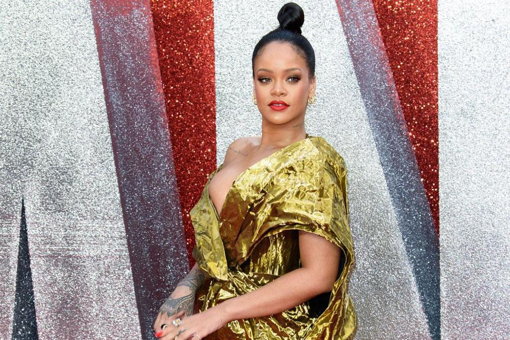 e03c0d722 Rihanna launches Valentine s Day lingerie collection
