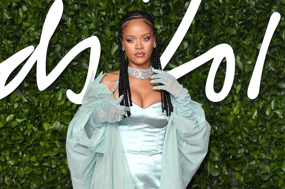 Rihanna and ASAP Rocky Boo'd Up, The Navy Reacts On Twitter