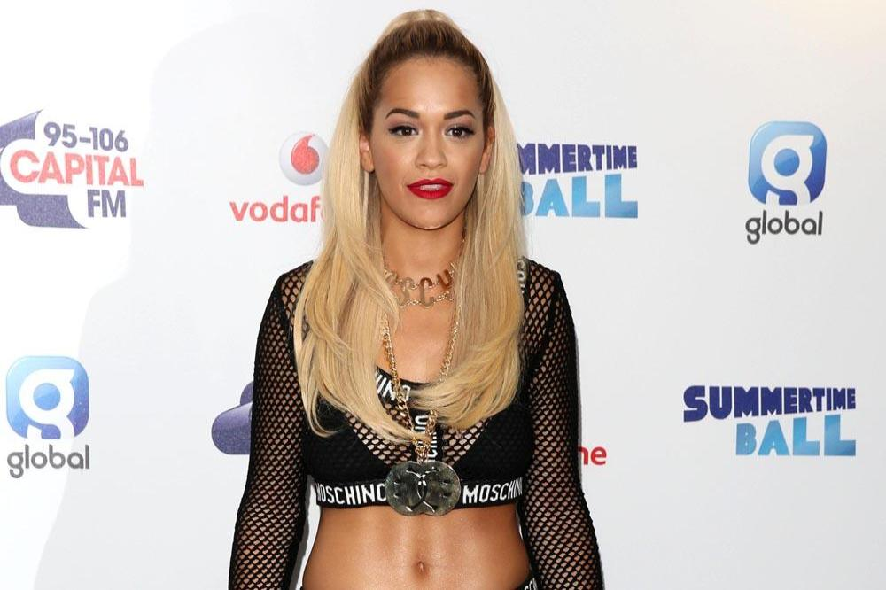 Rita Ora Issues Comment After Lip Synching Flub at Macy's Parade