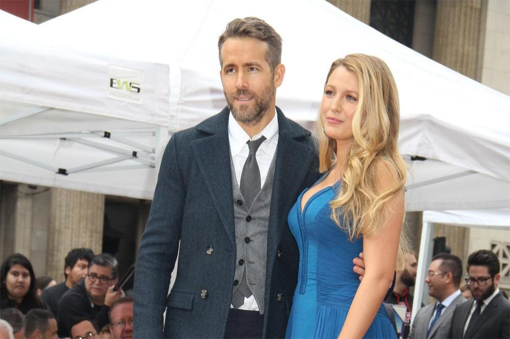 Ryan Reynolds; Blake Lively