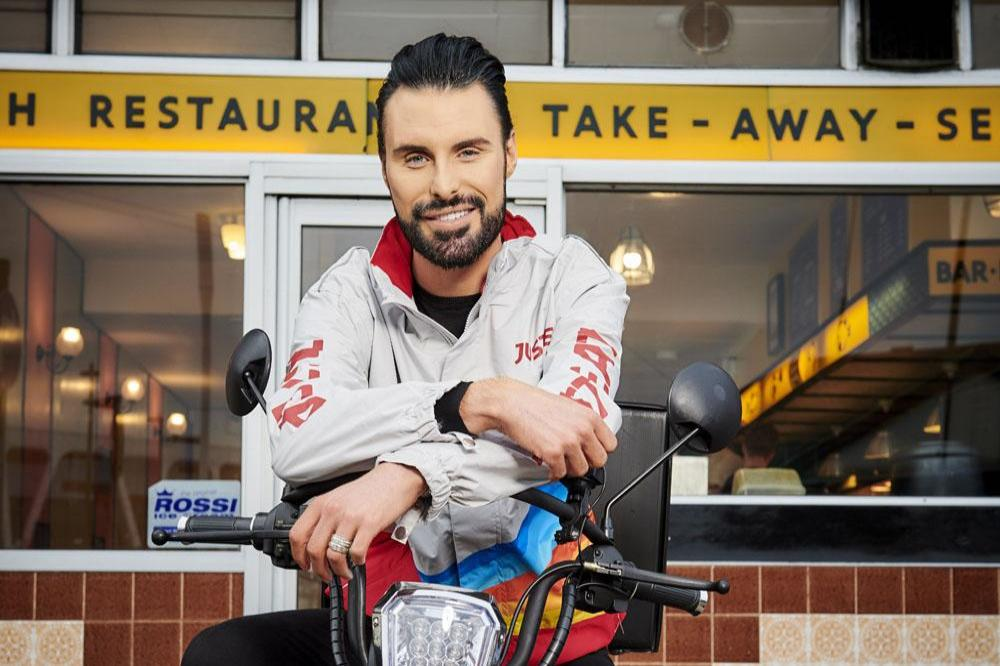 Rylan Clark Neal Is Just Eats Newest Delivery Man