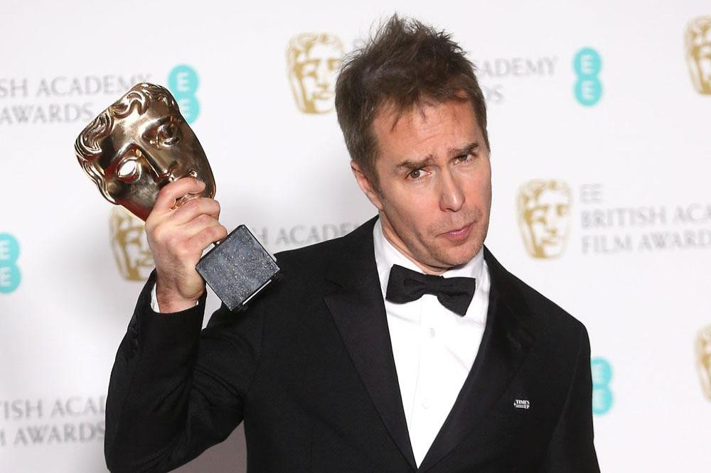 'Three Billboards' big victor at BAFTAS