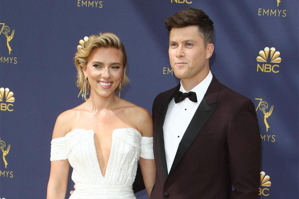 Scarlett Johansson recalls Colin Jost's marriage proposal