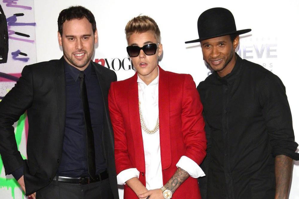 Usher has no advice for Justin Bieber after nude pics leaked