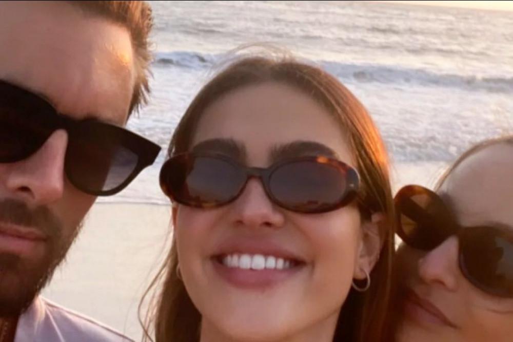 Amelia Hamlin Is 'Thankful' for Scott Disick Amid Relationship Reports