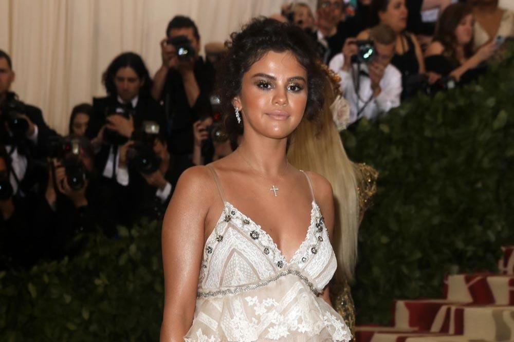 44bc1a1dcd7 Selena Gomez  loved  her Met Gala look despite critics