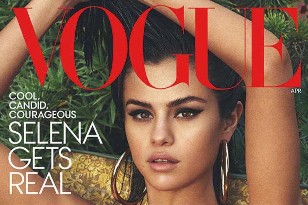 Selena gomezs instagram addiction selena gomez on the cover of vogue magazine altavistaventures Gallery