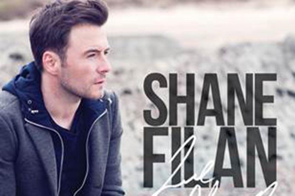 Shane Filan announces new album