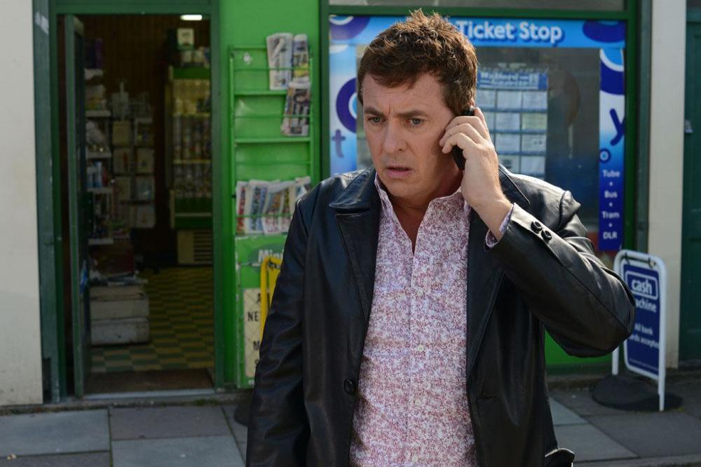 Shane Richie as Alfie Moon