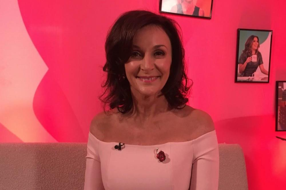 Shirley Ballas on Loose Women via Twitter (c)