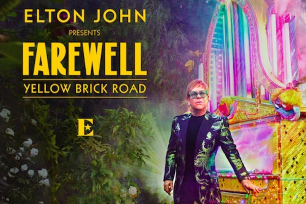 Sir Elton John announces final tour