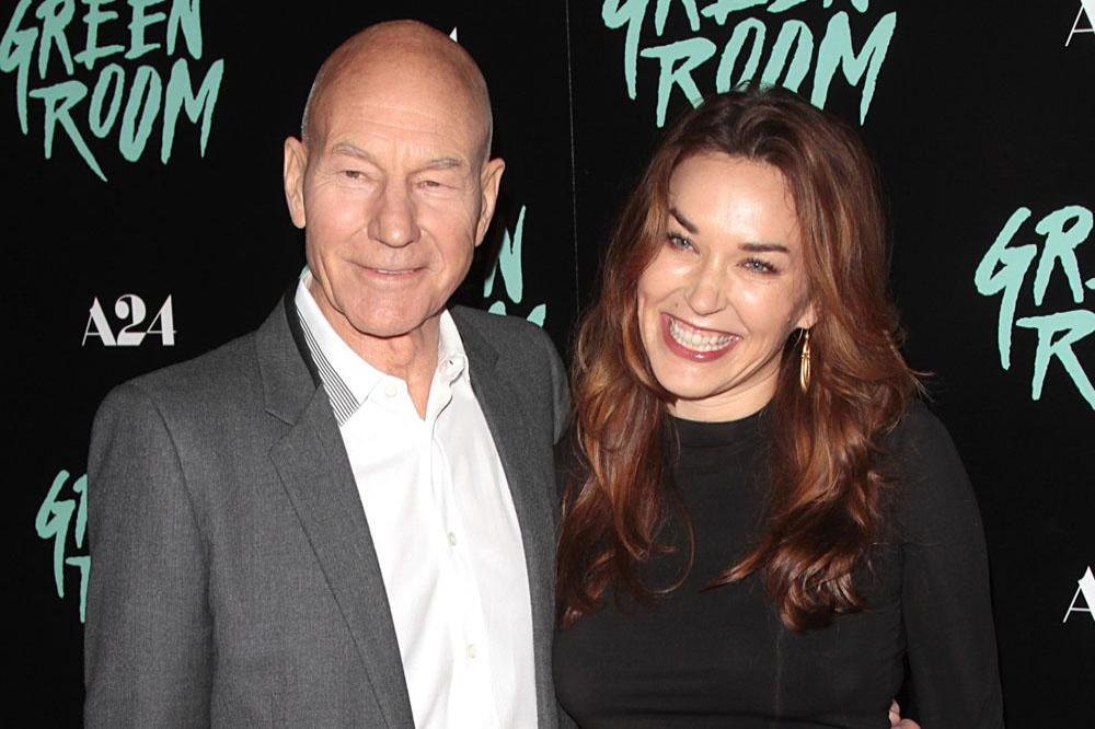 The Green Room Patrick Stewart