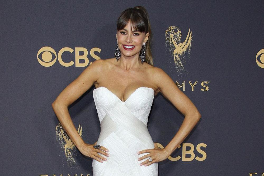 Sofia Vergara took a hot date to the Emmys