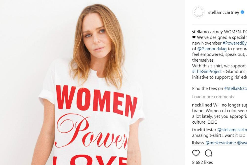 Stella McCartney (c) Instagram