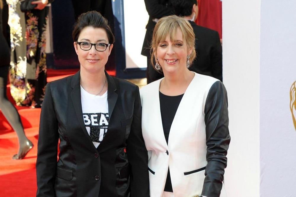 Mel Giedroyc and Sue Perkins 'are developing a BBC sitcom'