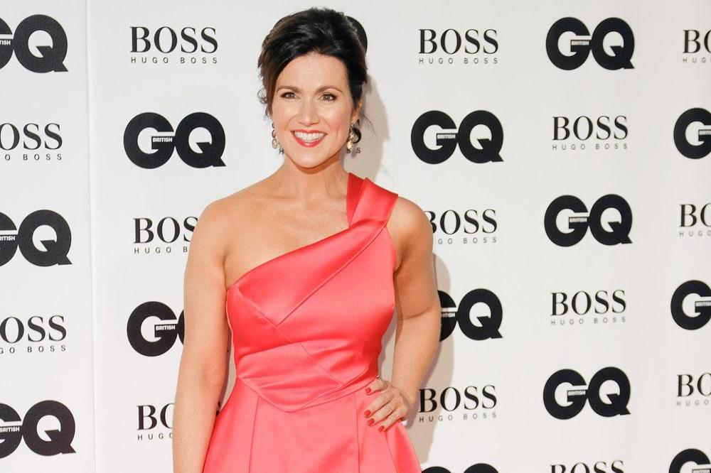 Susanna Reid at the GQ Men of the Year Awards