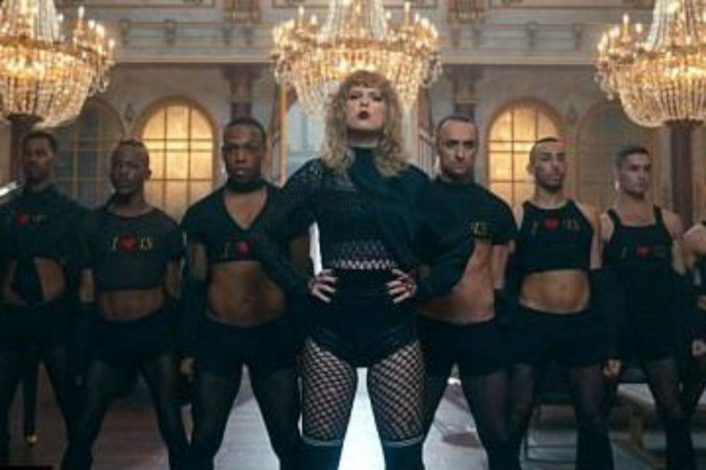 Taylor Swift [Look What You Made Me Do video]