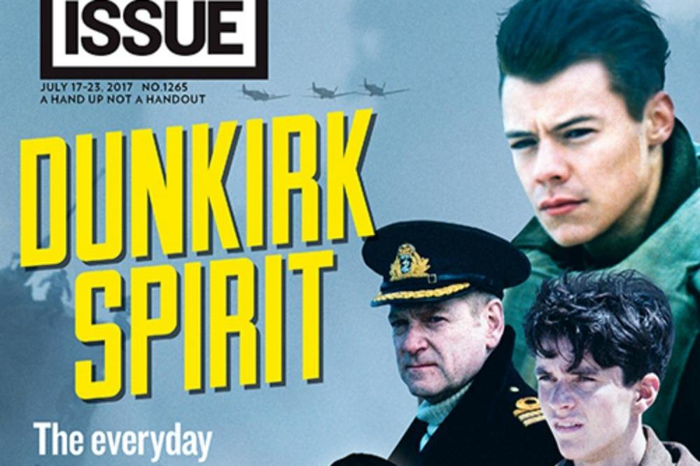 The Big Issue cover featuring Harry Styles