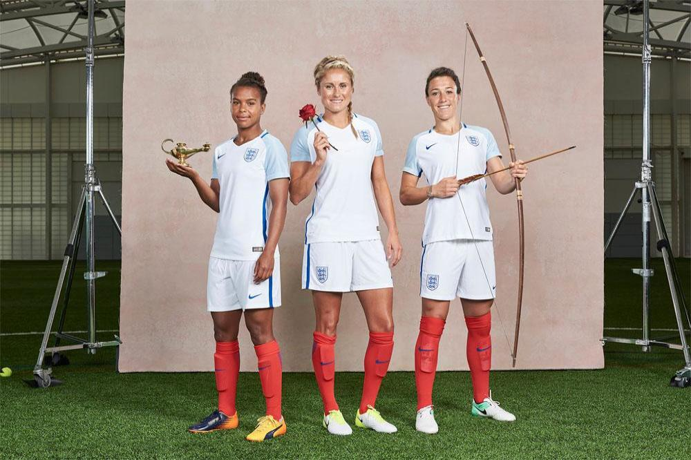 The England Women's Football Team