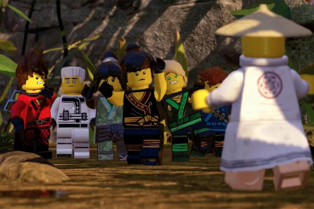 The LEGO NINJAGO Movie Video Game gets October release date